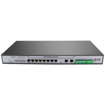 8串口多功能服务器机架式